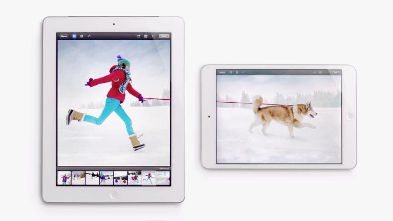 iPad & iPad Mini