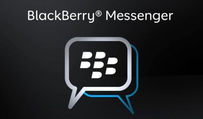 BlackBerry Messenger en iOS