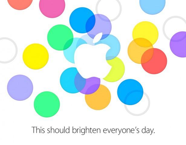 Evento Apple 10 de septiembre