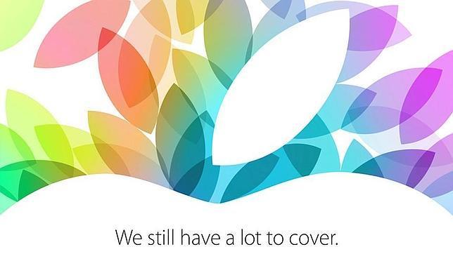Apple invitación 22:10:13