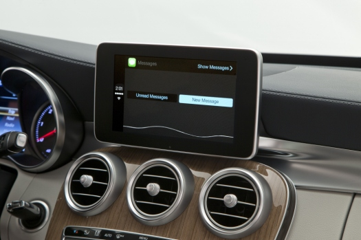 CarPlay MB 2