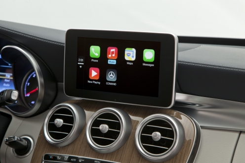 CarPlay MB