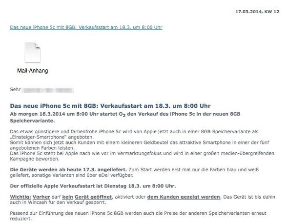 Email O2