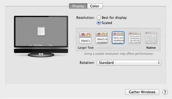 OS X 10.9.3 Beta 1 - 4K