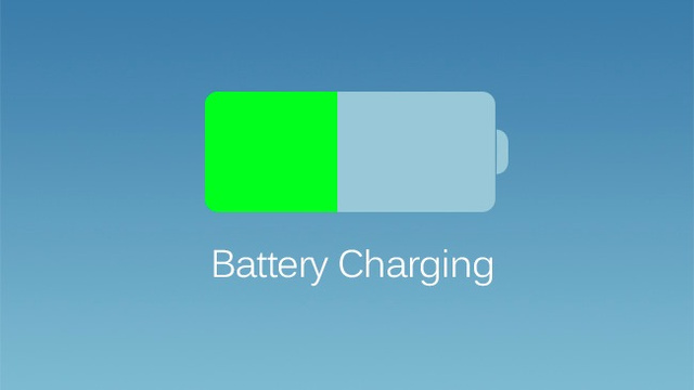 Batería iOS 7.1.1