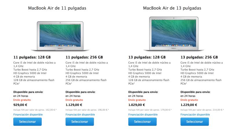 MacBook Air 2014 Apple Store