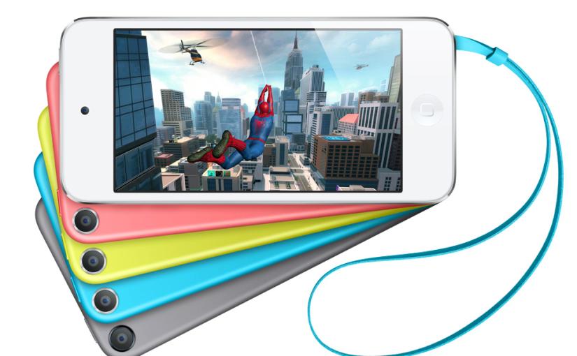 Apple lanza un iPod Touch de 16GB por199€