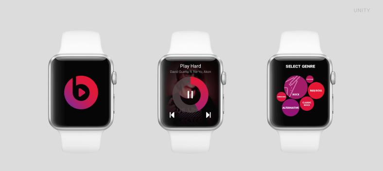 Apple Watch Beats