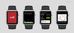 Apple Watch Yelp