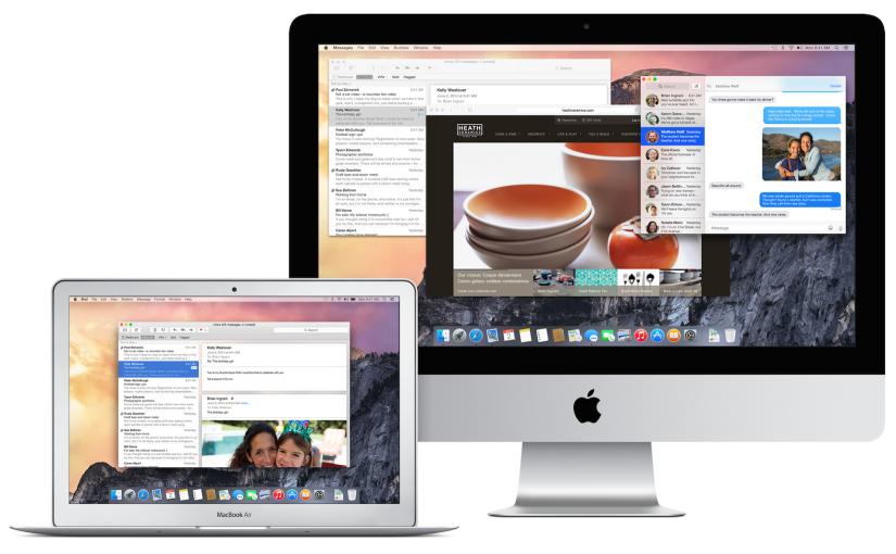 Apple lanza la sexta Beta Pública deYosemite