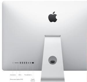 iMac Retina 5K conexiones