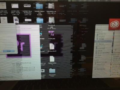 MacBook Pro 2011 Glitch
