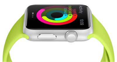 Apple Watch Sport Verde