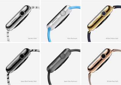 Apple Watch varios modelos