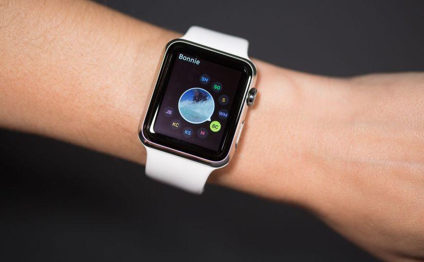 watchOS 2.0.1 disponible paradescargar
