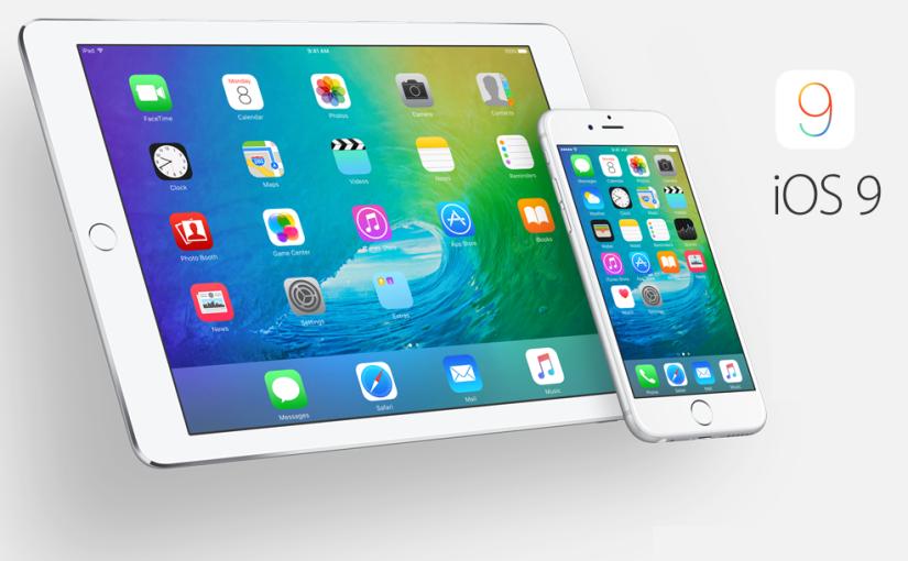 Apple lanza de nuevo iOS9.3