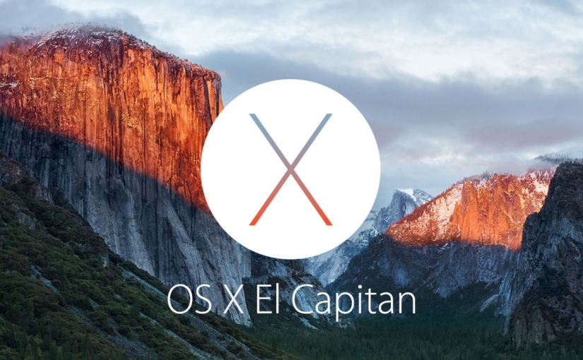 Apple lanza la sexta beta pública de OS X ElCapitan