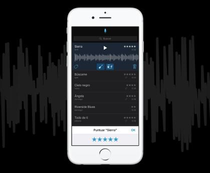 Bloc Musical iPhone 3