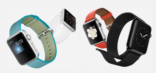Apple Watch nuevas correas