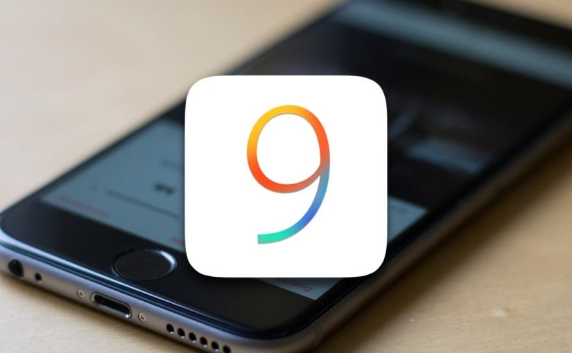 Apple lanza iOS 9.3.1 para corregir el bug de losenlaces