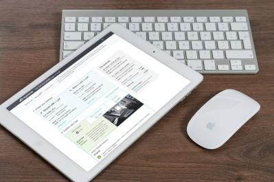 iPad Skyscanner