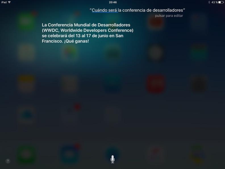 Siri WWDC 2016