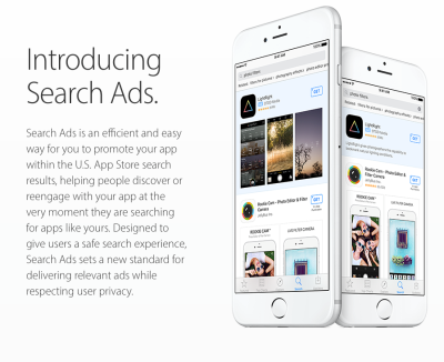 Search Ads iOS