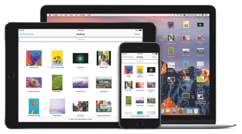 iOS 10 macOS Sierra 10.12