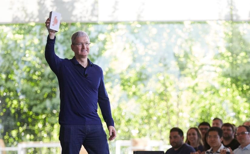 Apple vende 1.000 millones deiPhone