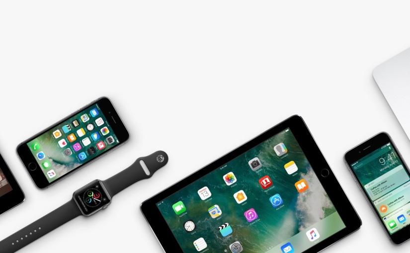 Las novedades que traerá iOS 10.3 y macOS10.12.4