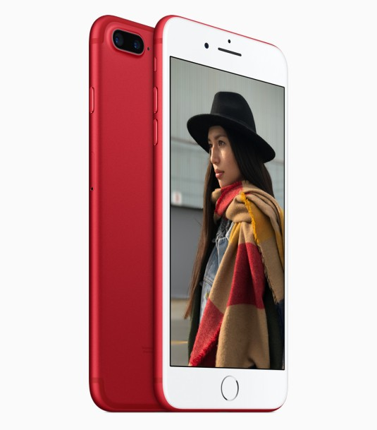 iPhone 7 RED - 3