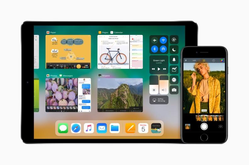 iOS 11 - 1