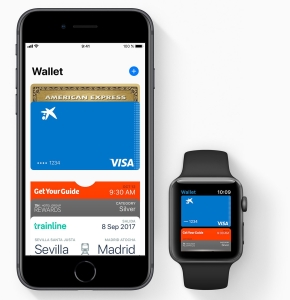 Tarjeta CaixaBank Apple Pay