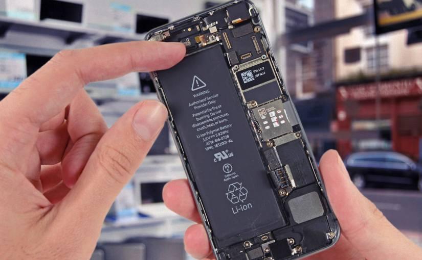 Desde hoy puedes cambiar la batería de tu iPhone por29€