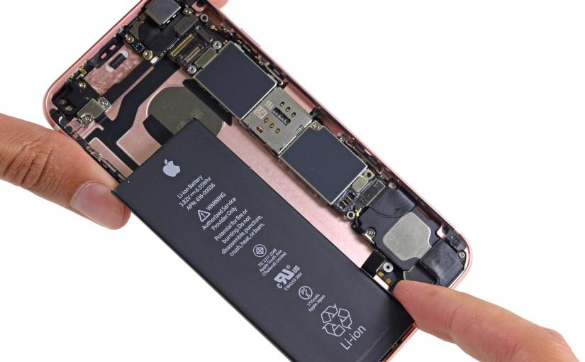 Apple se disculpa por el caso de lasbaterías