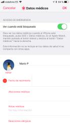 Emergencia SOS iPhone - 3