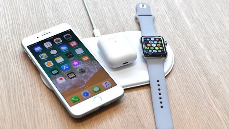 AirPower Apple Watch Grey iPhone 8 AirPods 2