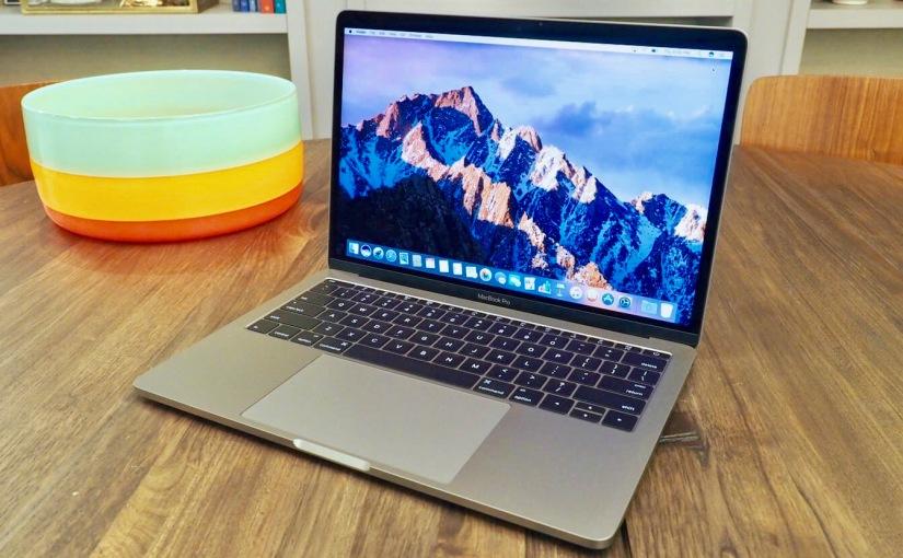 Programa de sustitución de baterías del MacBook Pro de 13 pulgadas sin TouchBar
