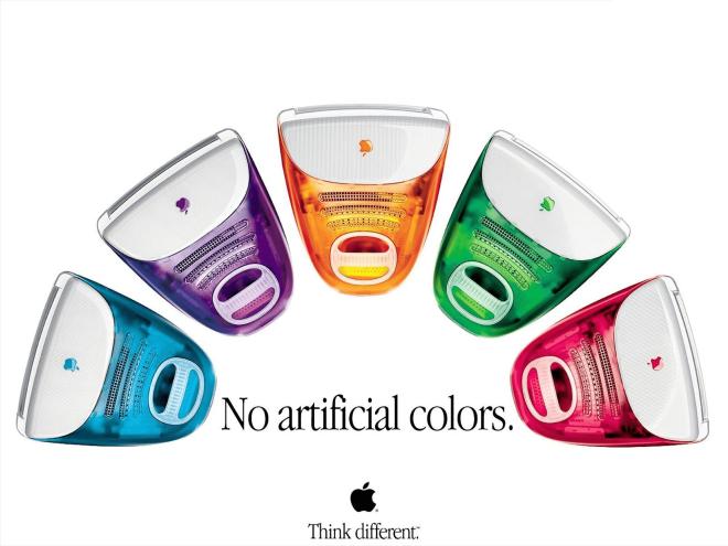iMac G3 NAC