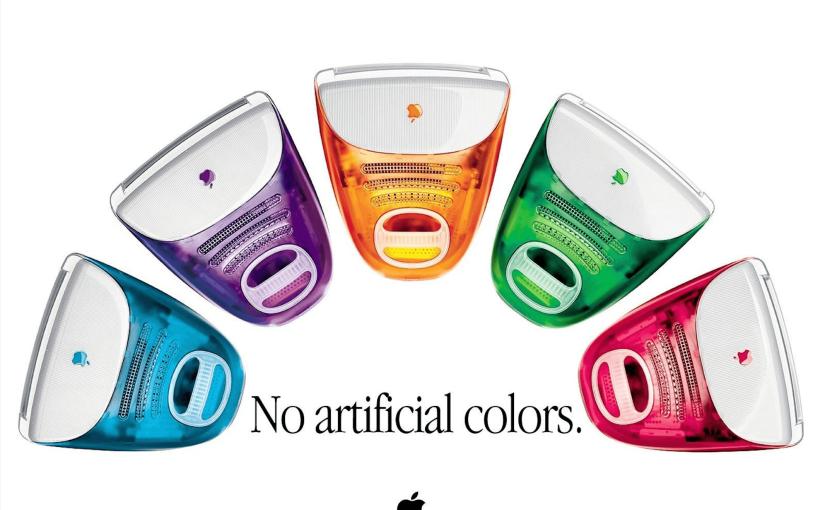 iMac G3, el inicio de la revolución deApple