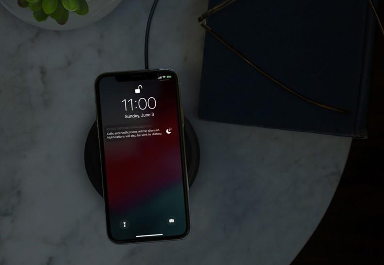 iOS 12 Do Not Disturb