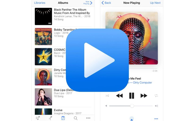 Apple renueva por completo la aplicación iTunes Remote para iPhone yiPad