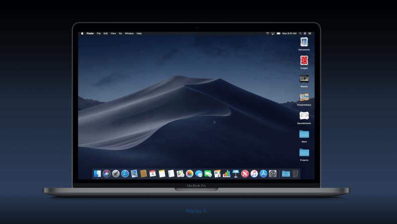 macOS 10.14 Mojave - 5