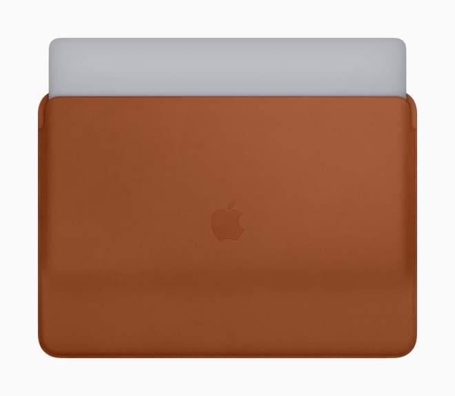 Funda piel MacBook Pro Touch Bar 2018