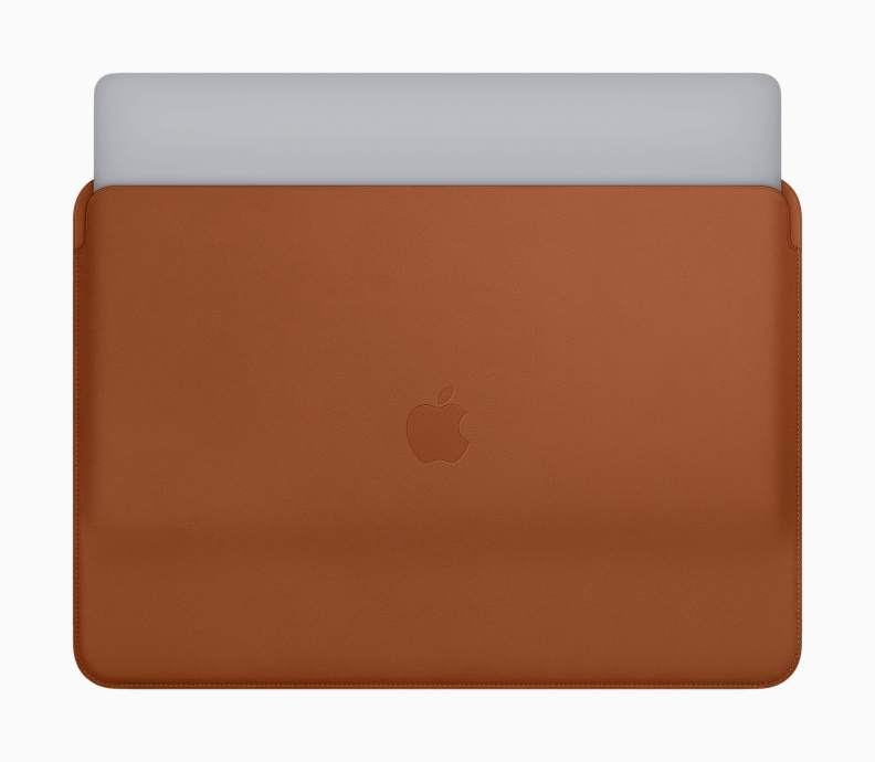 Funda piel MacBook Pro Touch Bar 2018