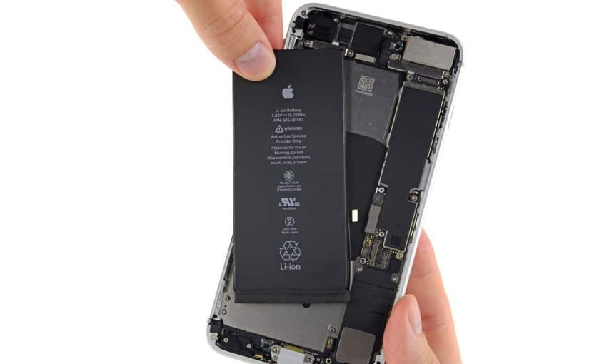 Quiero cambiar la batería de mi iPhone, ¿qué tengo quehacer?