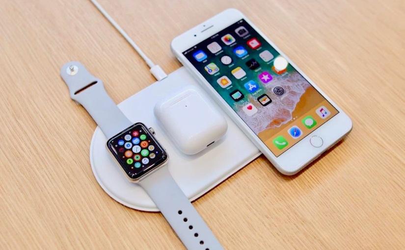 AirPower de Apple, mucho más que cargainalámbrica