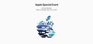 Apple Event Oct 30 - 3