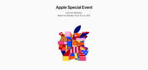 Apple Event Oct 30 - 4
