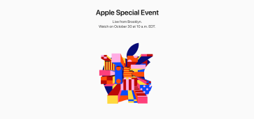Apple Event Oct 30 - 4